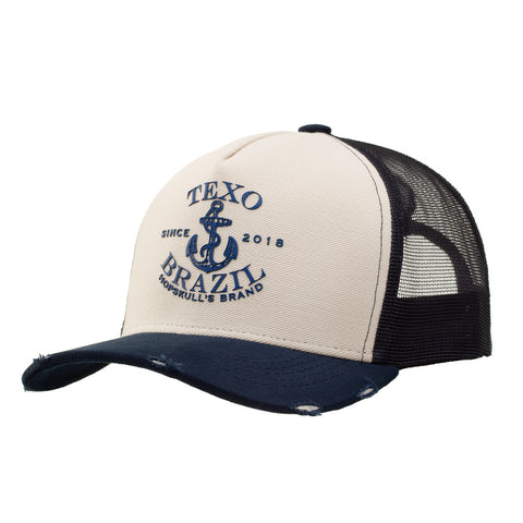 Boné Trucker Anchor