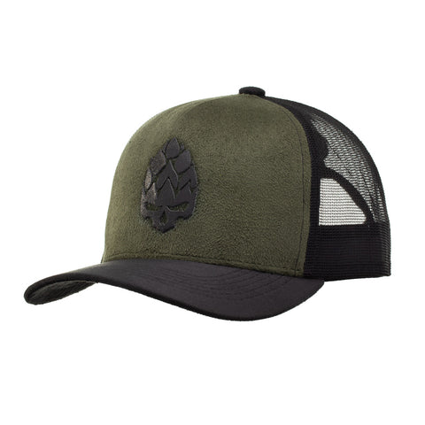 Boné Trucker Good Idea Verde Militar