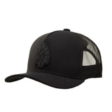 Boné Trucker Stout All Black