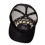 Boné Trucker Good Idea Preto