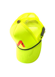 Lime Trucker with Ranilopa Naranja Logo