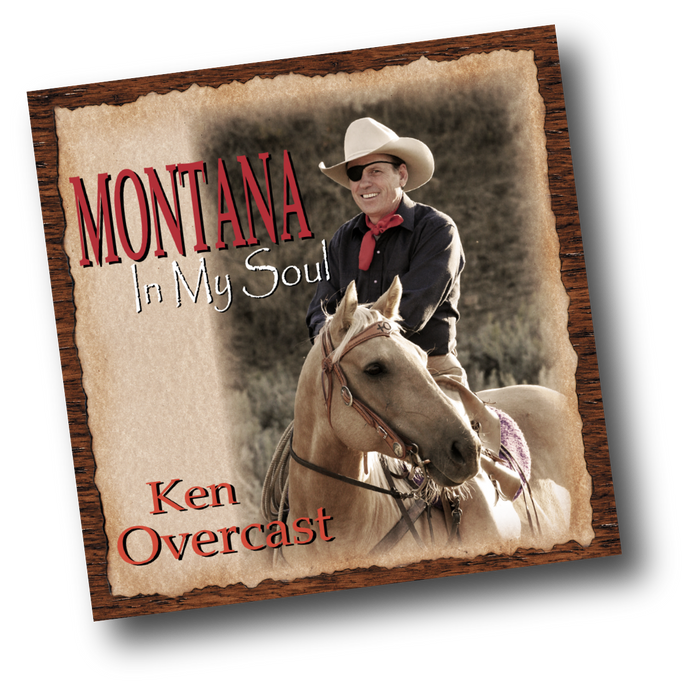 Montana In My Soul CD