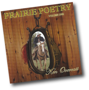 Prairie Poetry, Volume One,  CD