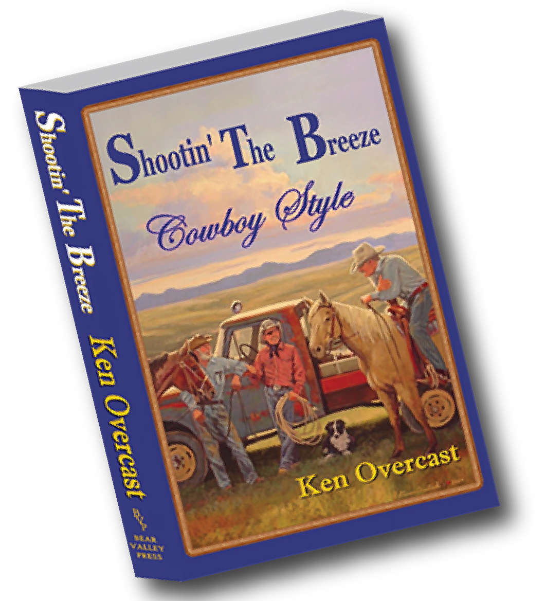 Shootin' the Breeze, Book of Short Stories From the Real West