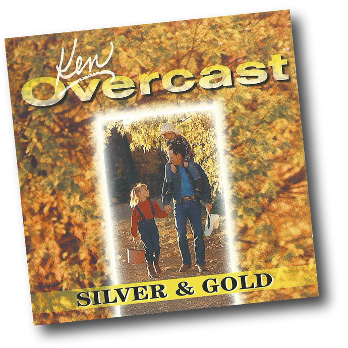 Silver & Gold CD ... all original gospel