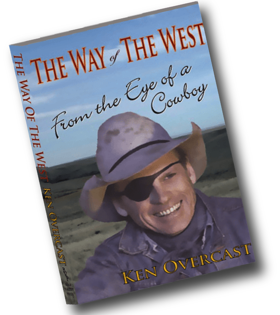 The Way Of The West, Book of Short Stories from the Real West