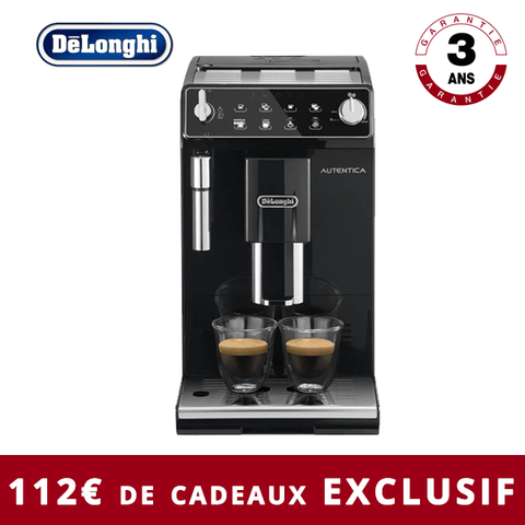 Machine à expresso automatique DeLonghi AUTENTICA ETAM 29.510.B