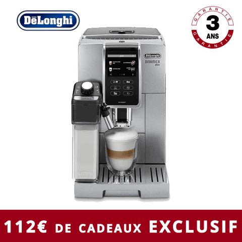 Machine à expresso automatique DeLonghi DINAMICA FEB 3795.S