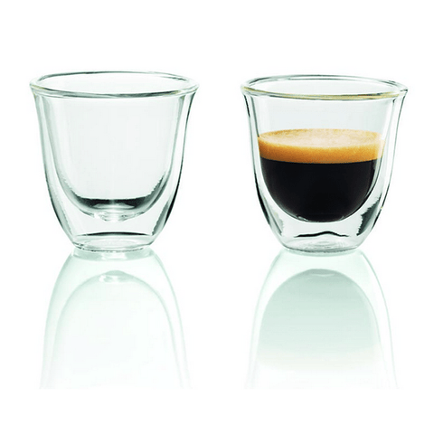 Lot de 2 Tasses Expresso 6 cl - DeLonghi