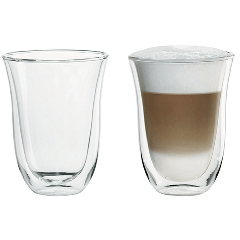 Lot de 2 tasses Latte Macchiatto 22 cl - DeLonghi