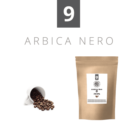 Arabica Nero - Café en grains 250g