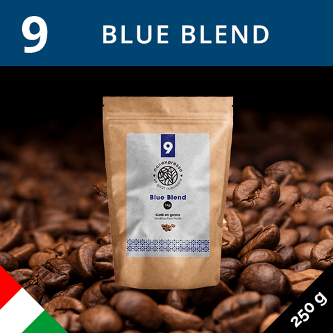 Blue Blend - Café en grains 250g