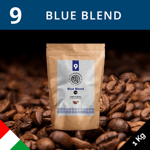 Blue Blend - Café en grains 1 Kg