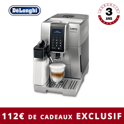 Machine à expresso automatique DeLonghi DINAMICA FEB 3575.S