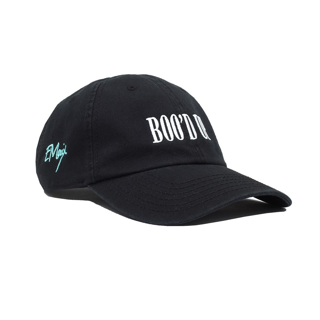 BOO'D UP Dad Hat