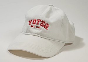 Load image into Gallery viewer, White Yotes Hat