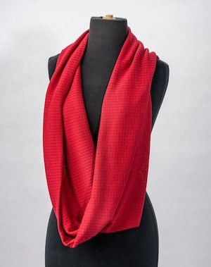 Load image into Gallery viewer, Handmade Rejoicing Day  Infinity Scarfs