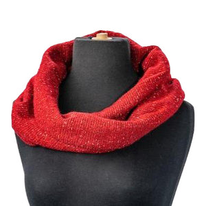 Load image into Gallery viewer, Handmade Rejoicing Day Cowl Scarf