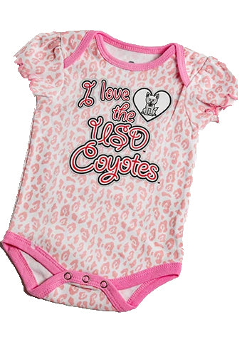 3 Pack Girl's Onesies