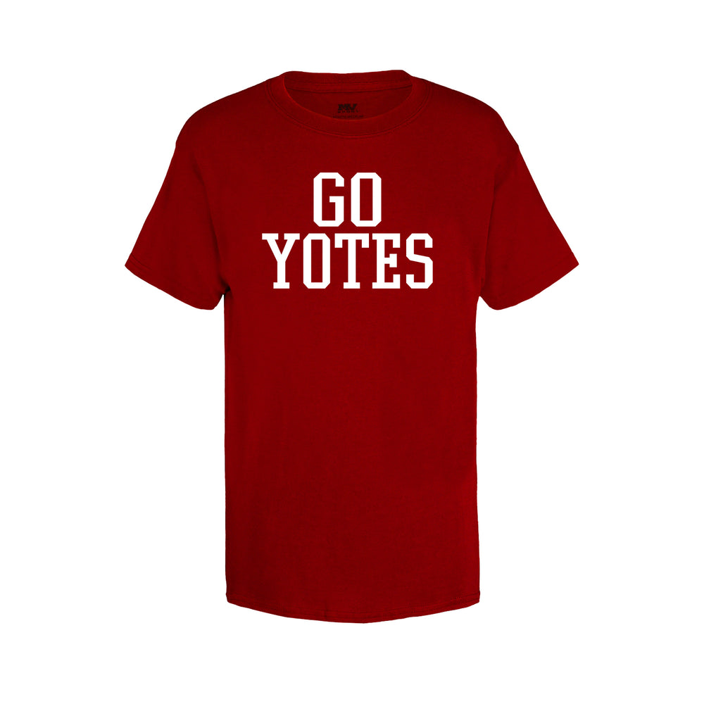 Youth Go Yotes Tee