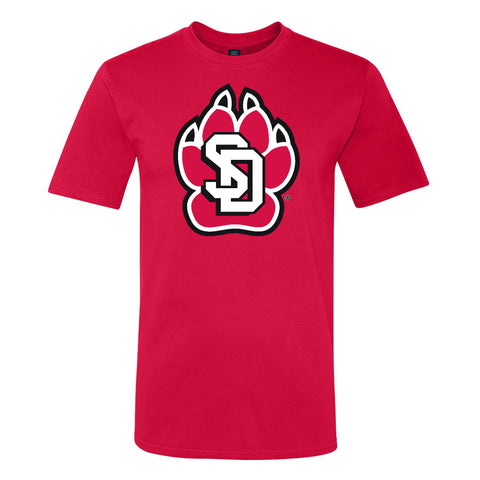 SD Paw Full Color Tee
