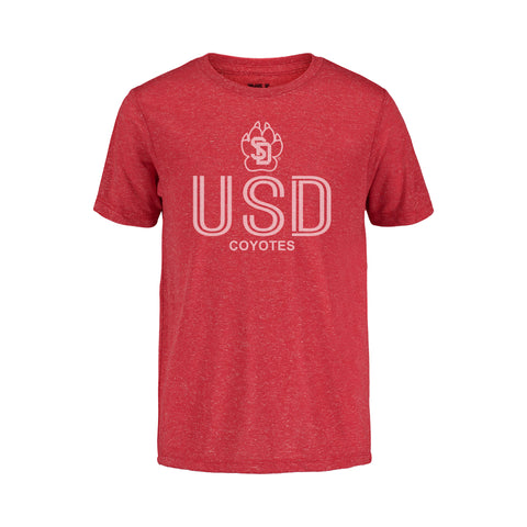 Youth USD Coyotes Tri-blend Tee