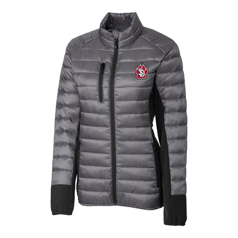 Women's Quilted Jacket SD Paw
