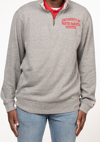USD Tri-Blend Quarter Zip