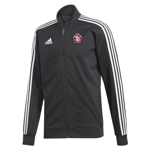 Adidas Men's Track Black Jacket