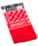 Red SD Paw Bandanna