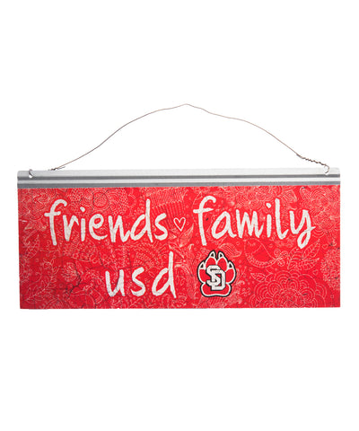 Friends, Family, USD Tin Sign