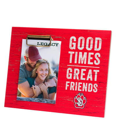 Good Times, Great Friends Photo Holder