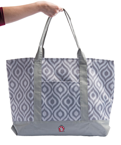 Ikat SD Paw Tote