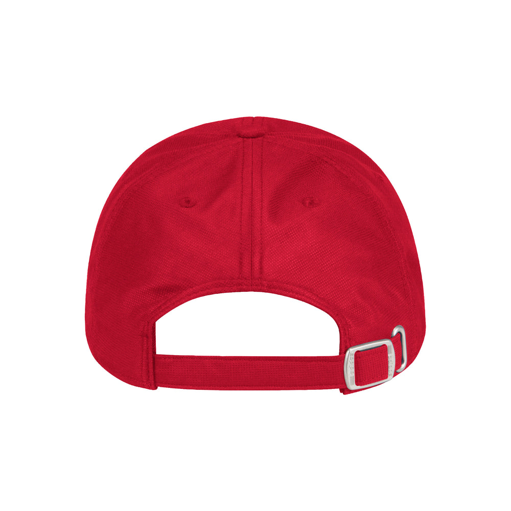 Adidas Hat Red Performance Slouch