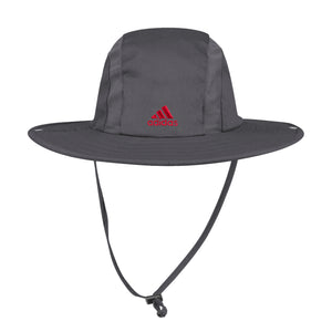 Adidas Gray Safari Hat SM/MD