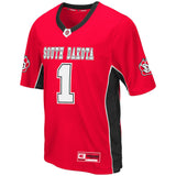 Adult Colosseum Red Football Jersey