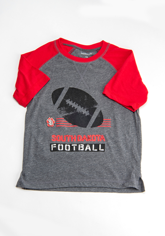 Youth SD Football Tee