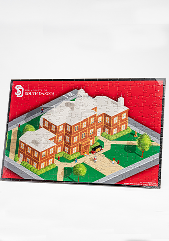 Old Main Puzzle