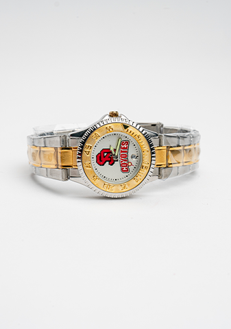 Two-Tone Women's Watch