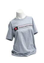 "Gray USD ""School Of"" Tee"