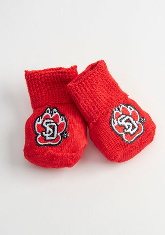 Newborn SD Paw Booties
