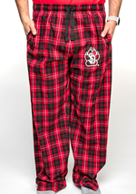 SD Paw Flannel Pants