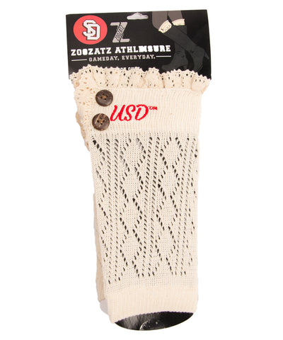 USD Lace Boot Cuffs