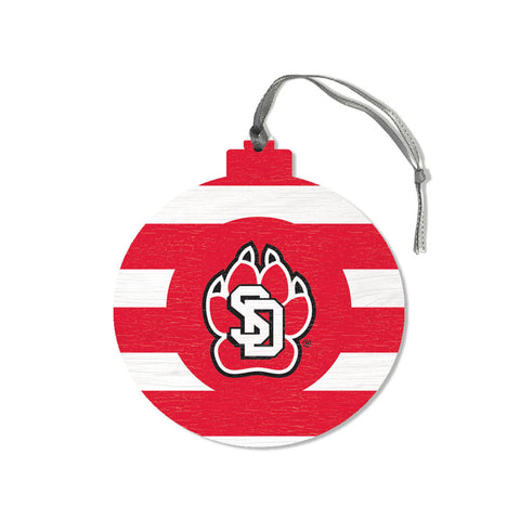 Christmas Ornament Candy Stripe