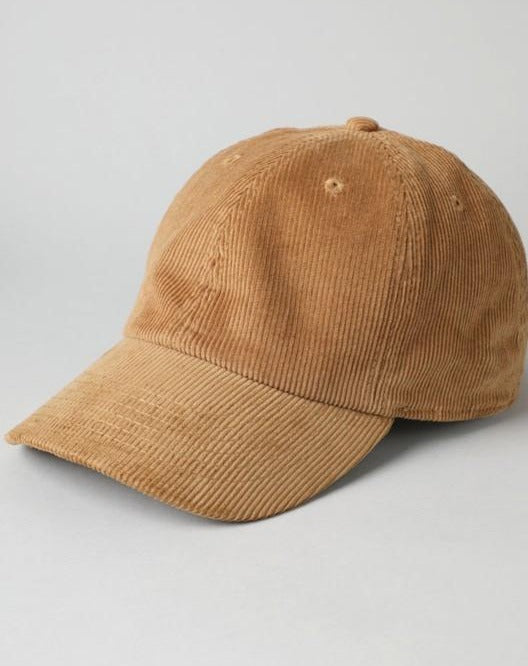 Corduroy Relaxed Fit Hat