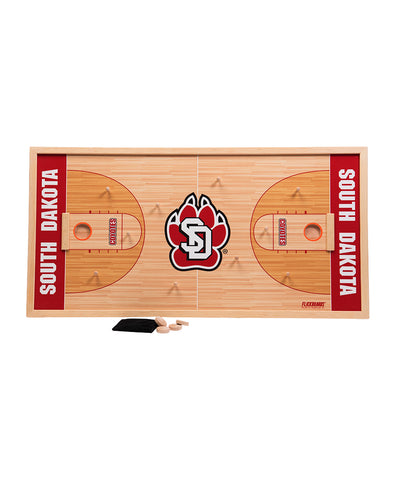 South Dakota Coyotes Basketball Flickboard