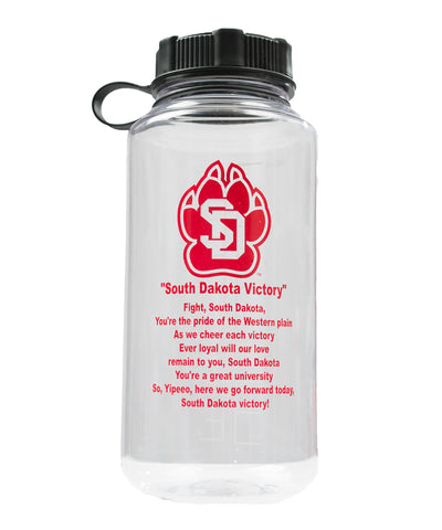 SD Fight Song Water Bottle