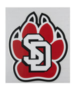 XL SD Paw Decal