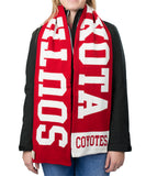 South Dakota Coyotes Soccer Scarf