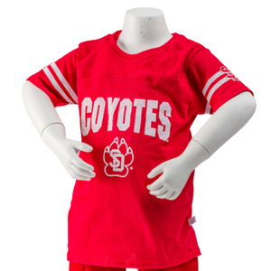 Load image into Gallery viewer, Girl's Coyotes Tee